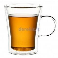Kavos stiklinės Zyle ZY9227DG, 270 ml (2 vnt)