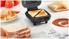 Kaip išsirinkti sumuštinių keptuvę?