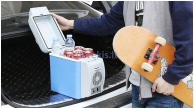 Kaip išsirinkti automobilinį šaldytuvą?