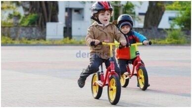 Kaip išsirinkti balansinį dviratuką?