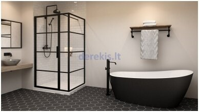Kaip išsirinkti dušo kabiną?
