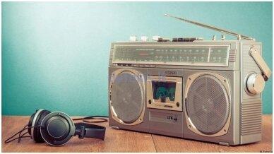 Kaip išsirinkti radijo imtuvą?