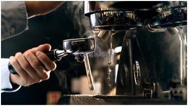 Kaip prižiūrėti kavos aparatus?