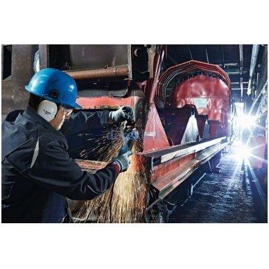 Kampinio šlifavimo mašina Bosch GWS 19-150 CI Professional, 060179R002 5