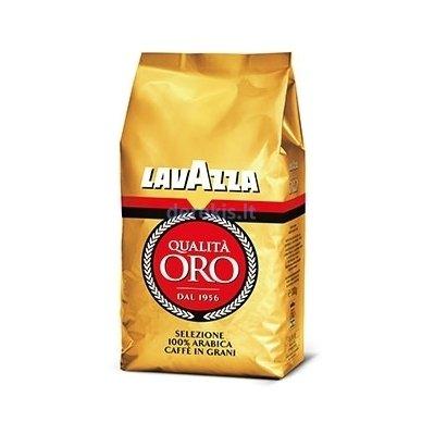 Kava pupelėmis LAVAZZA Qualita Oro, 1kg