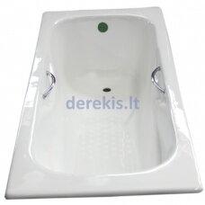 Ketinė vonia su rankenom ir kojom 170cm, 20010