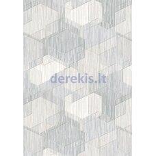 Kilimas Domoletti Argentum 063-0598-6979, pilkas, 195 cm x 133 cm