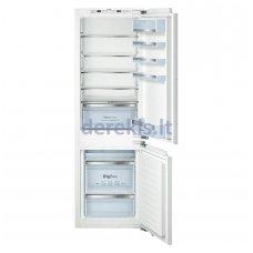 Įmontuojamas šaldytuvas BOSCH KIN86KF31