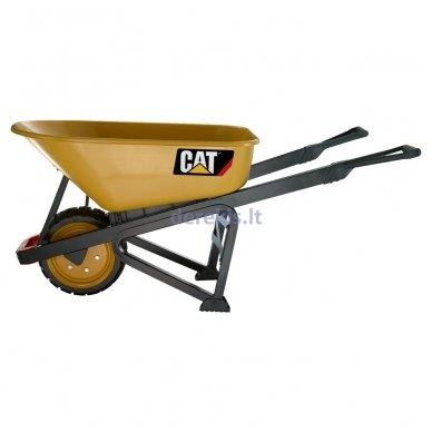 Kieto plastiko karutis CAT K22-100 (0,17 m3) 2
