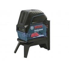 Kombinuotasis lazeris Bosch GCL 2-15 Professional, 0601066E02