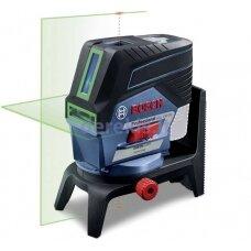 Kombinuotasis lazeris Bosch GCL 2-50 CG Professional 0601066H03