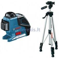 Kombinuotasis lazeris Bosch GCL 25 Professional 0601066B01