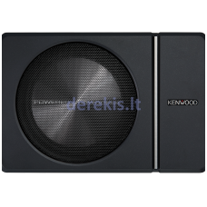 Kompaktiškas žemų dažnių garsiakalbis Kenwood KSC-PSW8