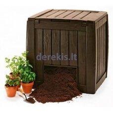 Komposto dėžė Keter DECO COMPOSTER 340L 231600