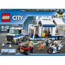Konstruktorius LEGO City Mobilusis valdymo centras 60139, 374 vnt.