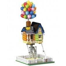 Konstruktorius namas su balionu, 574 vnt.