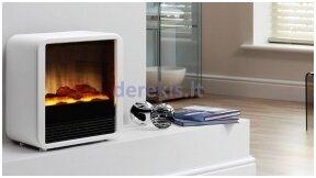 Kokius elektrinius šildytuvus rinktis namams?
