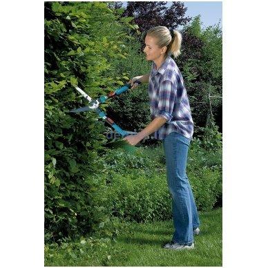 Komfortiškos gyvatvorių žirklės Gardena 700 T, 394-20 (900842601) 9
