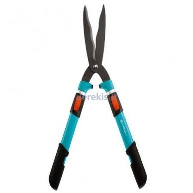 Komfortiškos gyvatvorių žirklės Gardena 700 T, 394-20 (900842601) 2