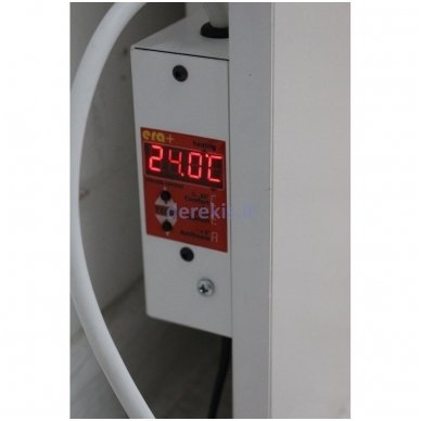 Konvekcinis keraminis šildytuvas Kam-in eco heat 475EWT 9