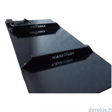 Konvekcinis keraminis šildytuvas Kam-in eco heat 525EBGT 11