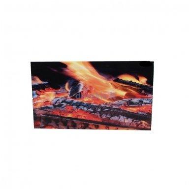 Konvekcinis keraminis šildytuvas Kam-in eco heat 700EBGT 11