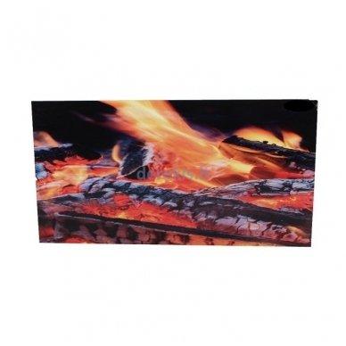 Konvekcinis keraminis šildytuvas Kam-in eco heat 700EBGT 12