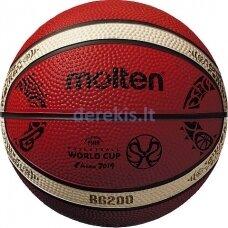 Krepšinio kamuolys Molten B1G200-M9C