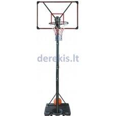 Krepšinio stovas CDB-012, mobilus, 2 - 3.05 m