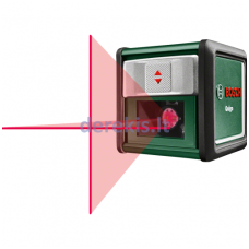 Kryžminių linijų lazeris BOSCH Quigo III, 0603663521