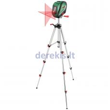 Kryžminių linijų lazeris BOSCH UniversalLevel 2 - Set (Rinkinys), 0603663801