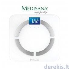 Kūno masę analizuojančios svarstyklės su Bluetooth funkcija Medisana BS 430 Connect