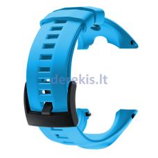Laikrodžio apyrankė SUUNTO AMBIT3 PEAK SAPPHIRE BLUE SILICONE STRAP, SS022307000