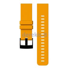 Laikrodžio apyrankė SUUNTO TRAVERSE AMBER SILICONE SS021847000