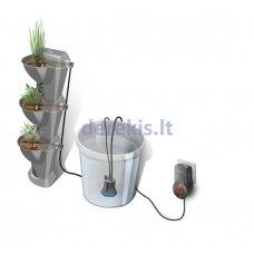 Laistymo rinkinys naudojant vandens rezervuarą Gardena NatureUp 13158-20, 967693601