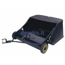 Leaf and grass collector - broom for tractors 97 cm