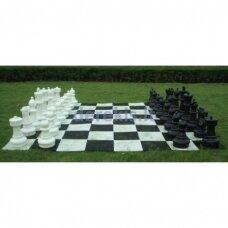 Lauko šachmatų rinkinys, karalius 635mm