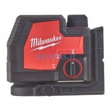 Lazerinis nivelyras Milwaukee L4CLLP-301C