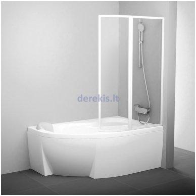 Laikiklis vonios sienelei Ravak VSK2 ilgas, B120000001 3