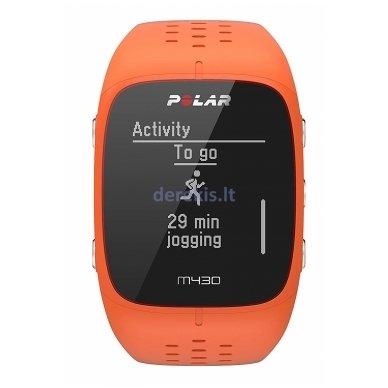 Laikrodis Polar M430 (spalvą galima pasirinkti) 10
