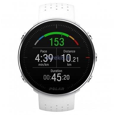 Laikrodis Polar VANTAGE M (spalvą galima pasirinkti) dydis M/L 27
