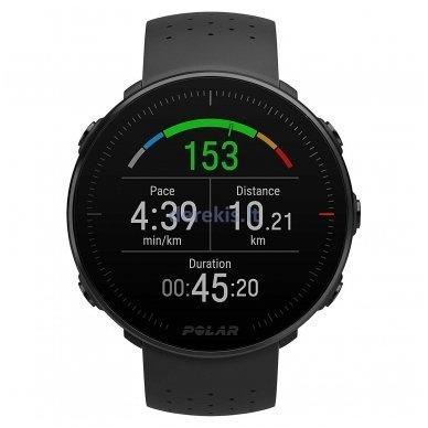 Laikrodis Polar VANTAGE M (spalvą galima pasirinkti) dydis M/L