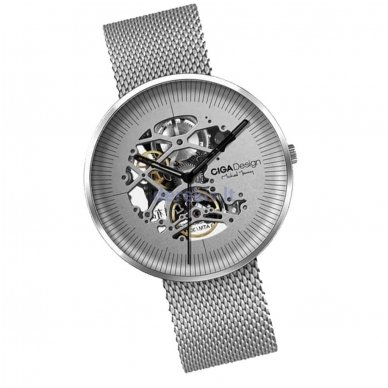 Laikrodis XIAOMI CIGA Design MY Silver moon