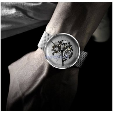 Laikrodis XIAOMI CIGA Design MY Silver moon 4