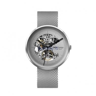 Laikrodis XIAOMI CIGA Design MY Silver moon 2