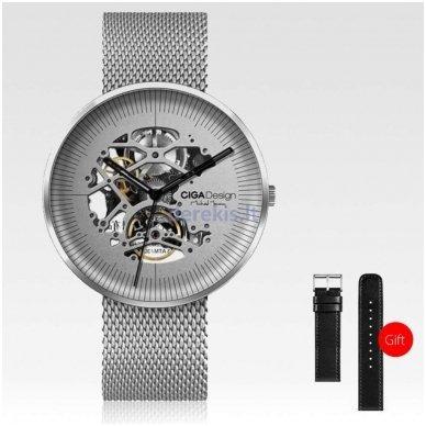 Laikrodis XIAOMI CIGA Design MY Silver moon 3