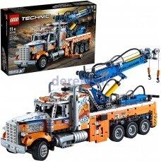 LEGO Technic Sunkiasvoris vilkikas 42128