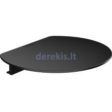 Lentyna Hansgrohe WallStoris, 27915670, juoda matinė