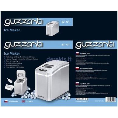 Ledukų gaminimo aparatas Guzzanti GZ-121 3