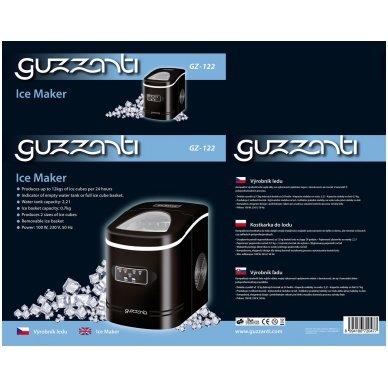 Ledukų gaminimo aparatas GUZZANTI GZ-122 2